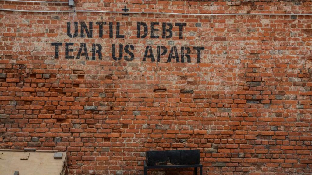 5 Practical Steps to Debt Freedom Debt Tears Apart