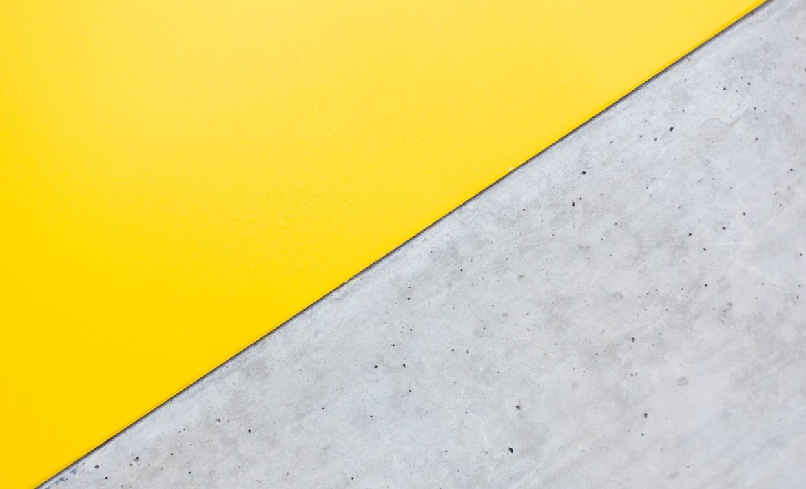 Pros And Cons of Debt Consolidation Yellow and Grey Divided